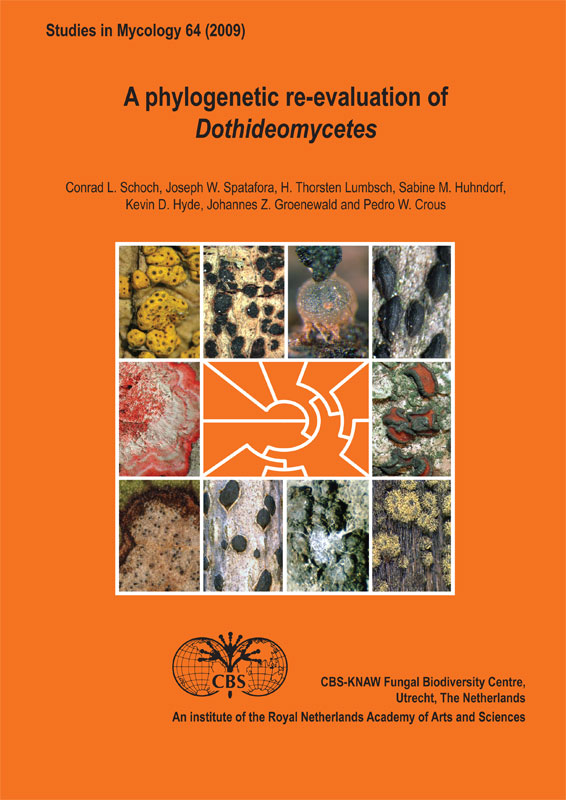 Studies in Mycology No. 64