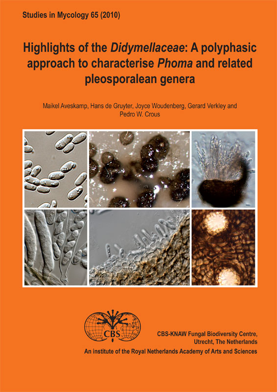 Studies in Mycology No. 66