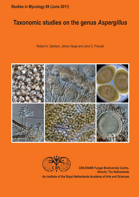 Studies in Mycology No. 69
