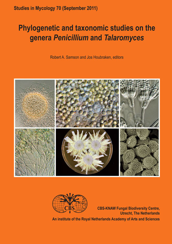 Studies in Mycology No. 70