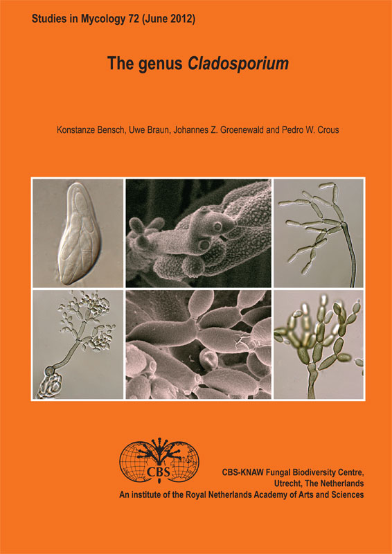 Studies in Mycology No. 72