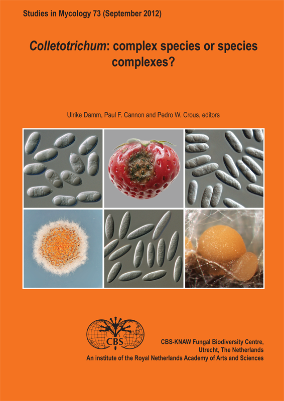 Studies in Mycology No. 73